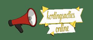 Kortingsacties Online
